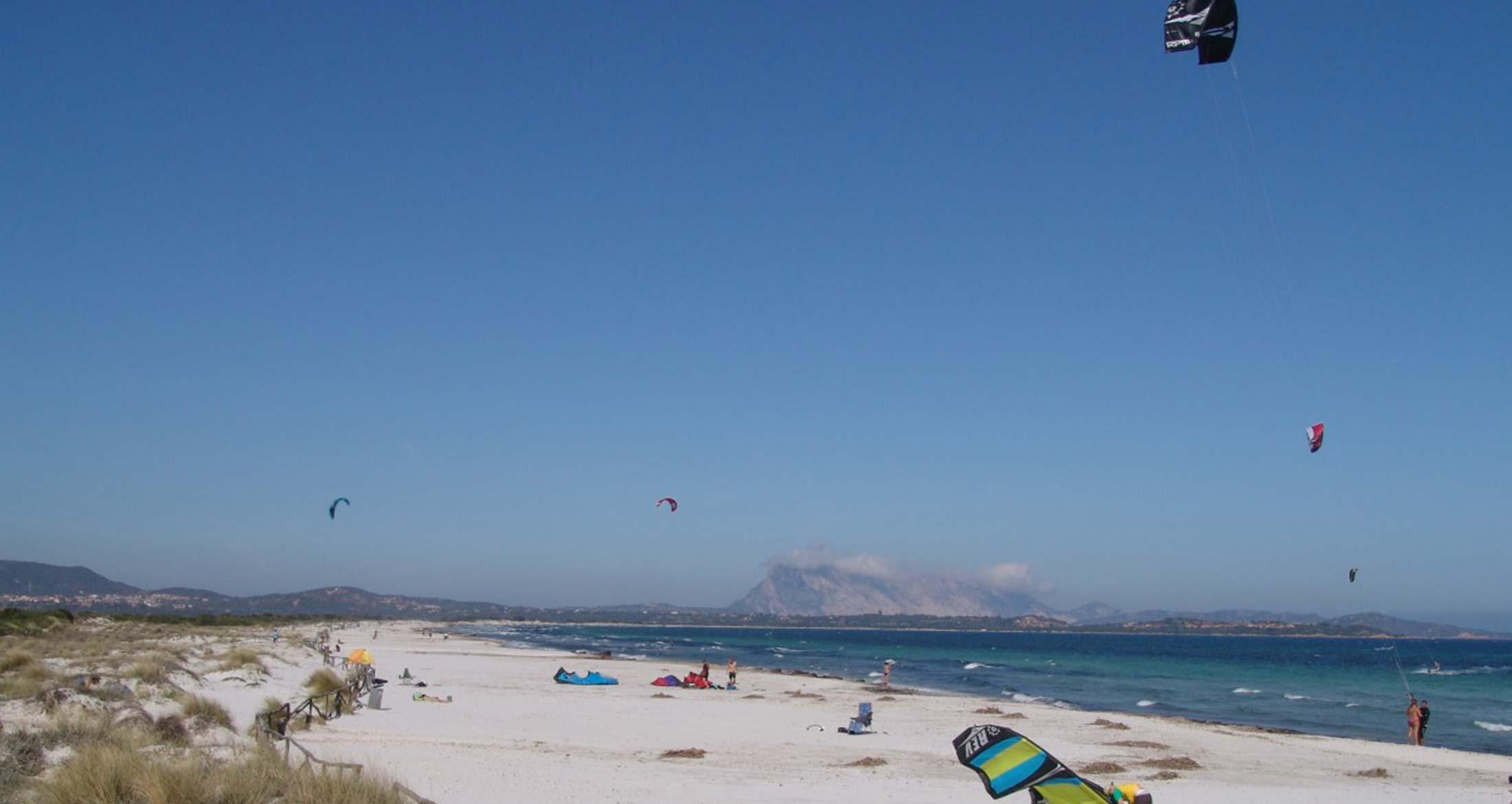 Kite-surfning
